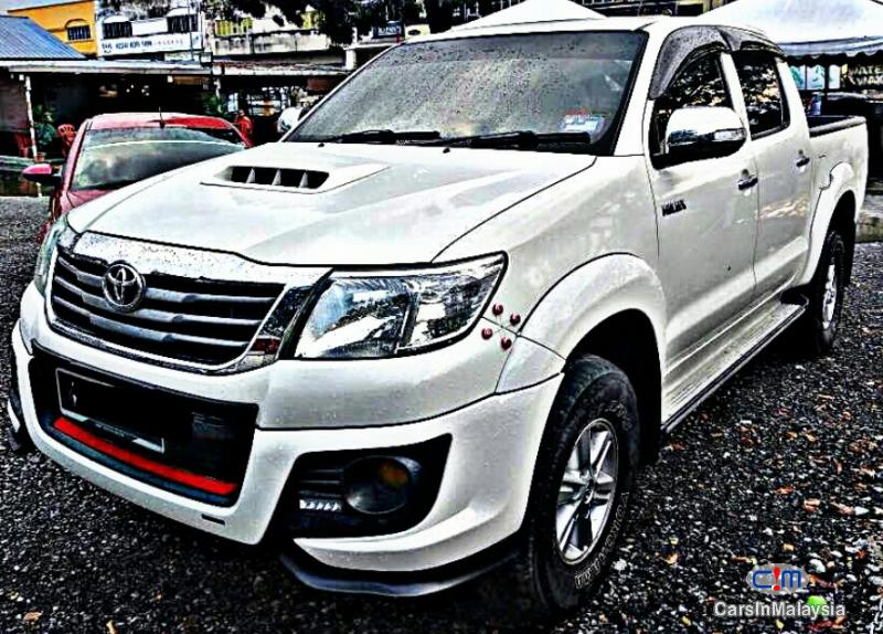 Picture of Toyota Hilux Automatic 2013 in Malaysia