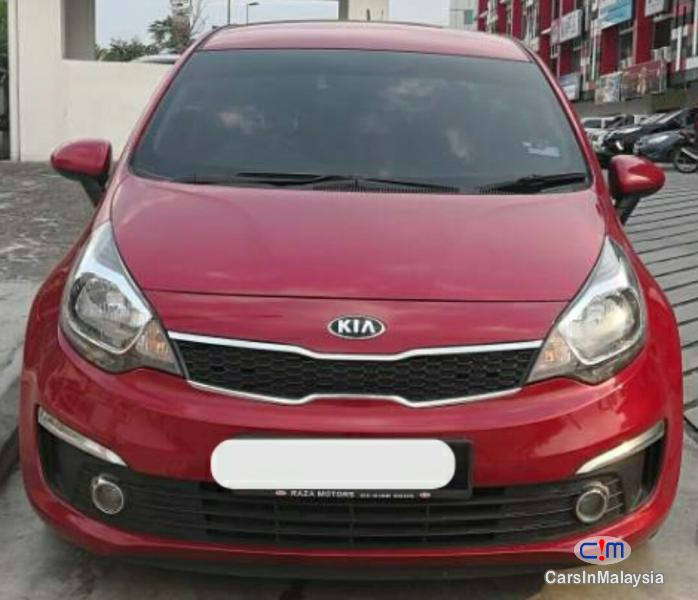 Picture of Kia Rio 1400 Automatic 2016