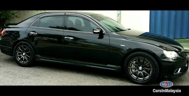 Toyota Mark X Automatic 2006 in Selangor