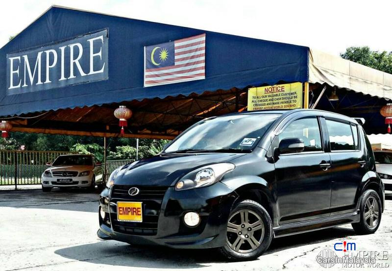 Pictures of Perodua Myvi SE LIMITED EDITION Automatic 2011