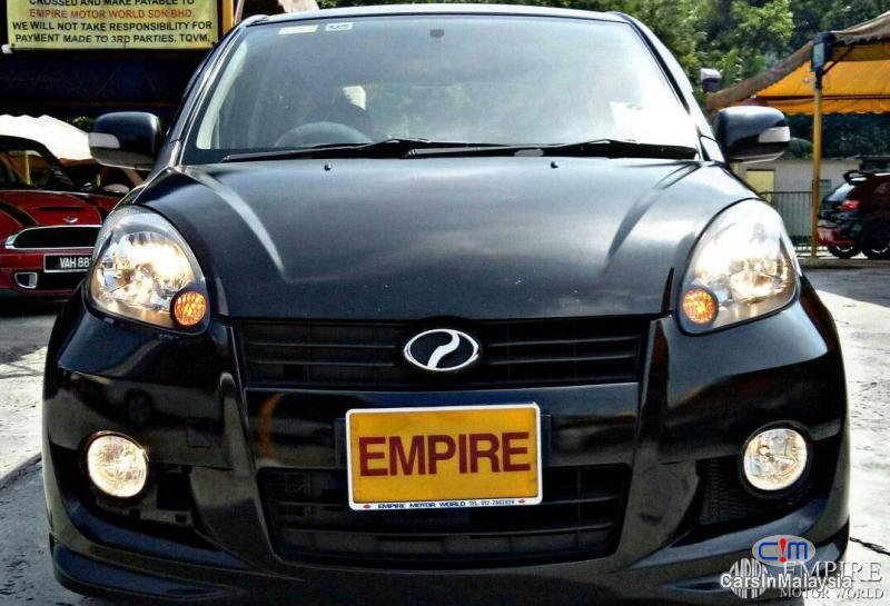 Perodua Myvi SE LIMITED EDITION Automatic 2011