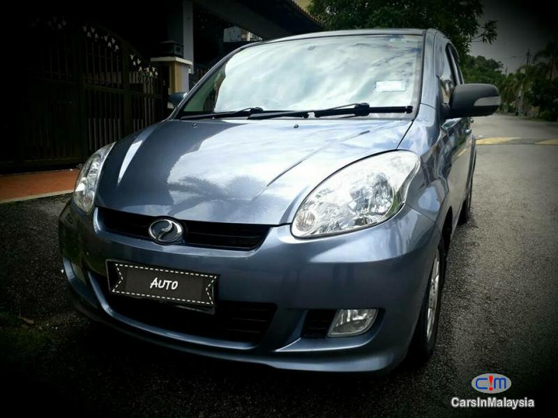 Picture of Perodua Myvi Manual 2010