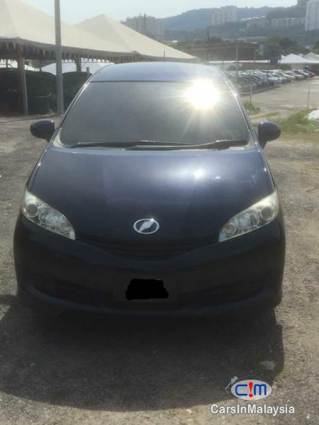 Picture of Toyota Wish Automatic 2016