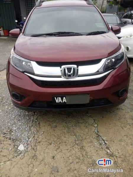 Picture of Honda BR-V Automatic 2017