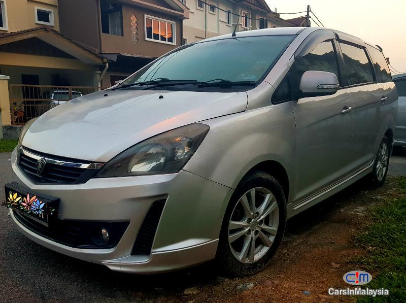 Picture of Proton Exora 1.6-Liter Economy Family MPV Automatic 2012