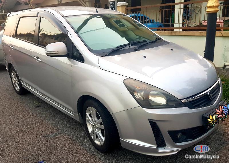 Proton Exora 1.6-Liter Economy Family MPV Automatic 2012 in Selangor