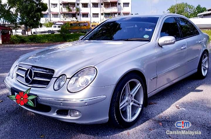 Picture of Mercedes Benz E200K 1.8-LITER LUXURY SEDAN Automatic 2005