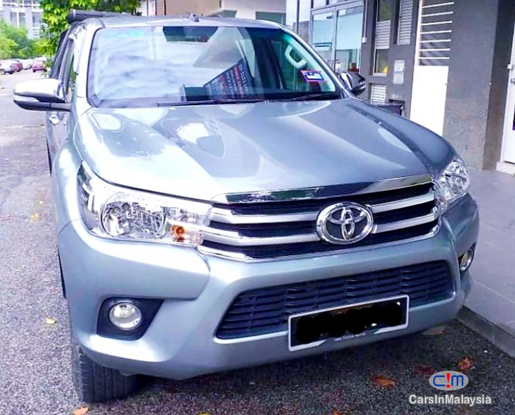 Pictures of Toyota Hilux 2.8-LITER 4x4 DOUBLE CAB DIESEL TURBO Automatic 2016