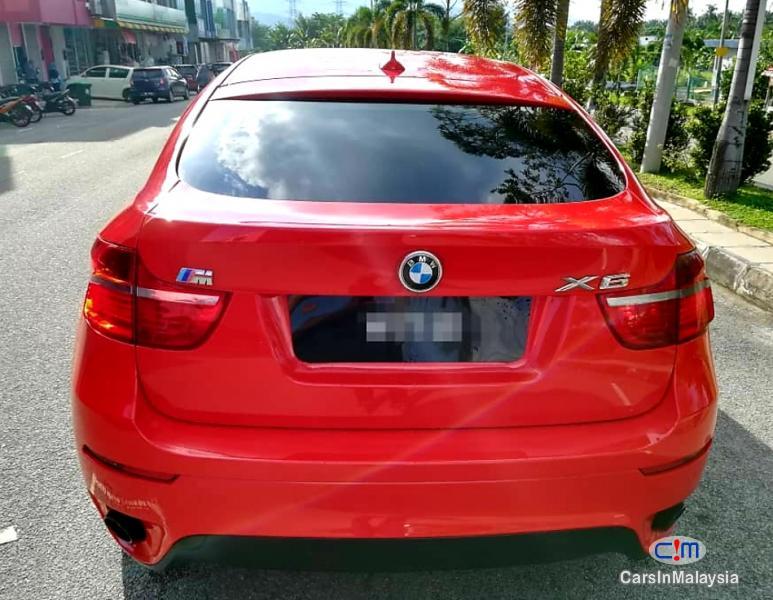 BMW X 3.0-LITER LUXURY SUV Automatic 2012