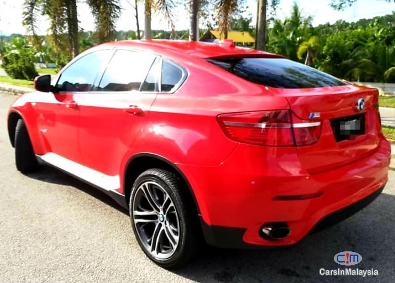 BMW X 3.0-LITER LUXURY SUV Automatic 2012 in Malaysia