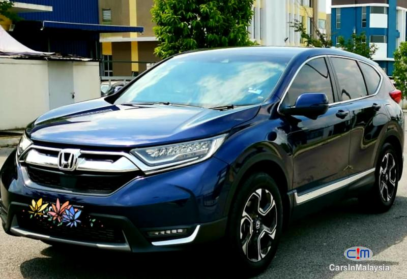 Picture of Honda CR-V 1.5-LITER TURBO ECONOMY SUV Automatic 2018