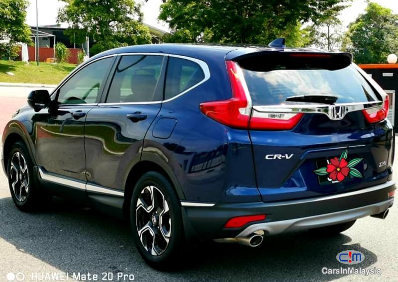 Honda CR-V 1.5-LITER TURBO ECONOMY SUV Automatic 2018 in Malaysia