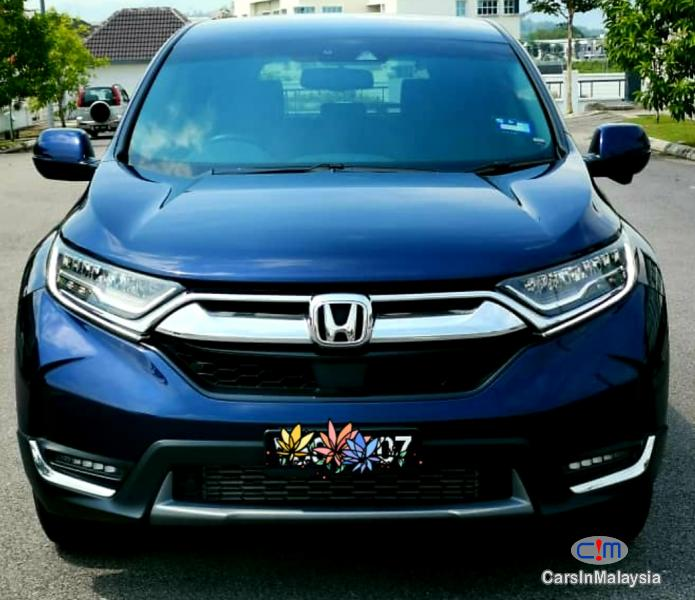 Picture of Honda CR-V 1.5-LITER TURBO ECONOMY SUV Automatic 2018 in Selangor