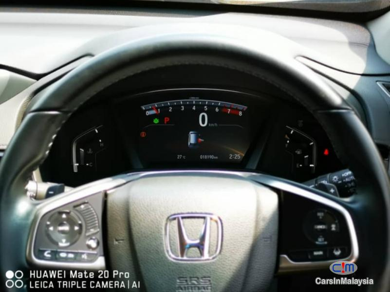 Honda CR-V 1.5-LITER TURBO ECONOMY SUV Automatic 2018 in Selangor - image