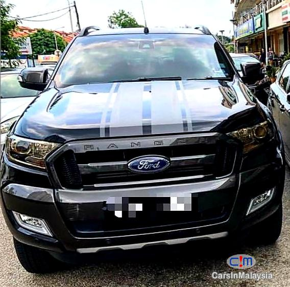 Picture of Ford Ranger 3.2-LITER 4X4 DIESEL DOUBLE CAB CASIS Automatic 2017