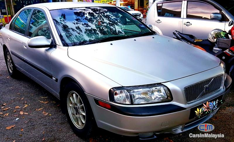 Volvo S80 2.0-LITER OLD BIG CAR LUXURY SEDAN Automatic 2002 - image 11