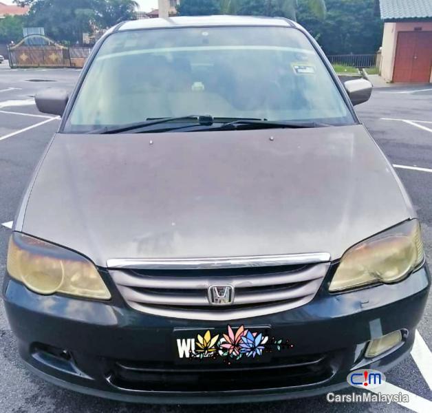Honda Odyssey 2.3-LITER 7 SEATER FAMILY MPV Automatic 2000 in Kuala Lumpur