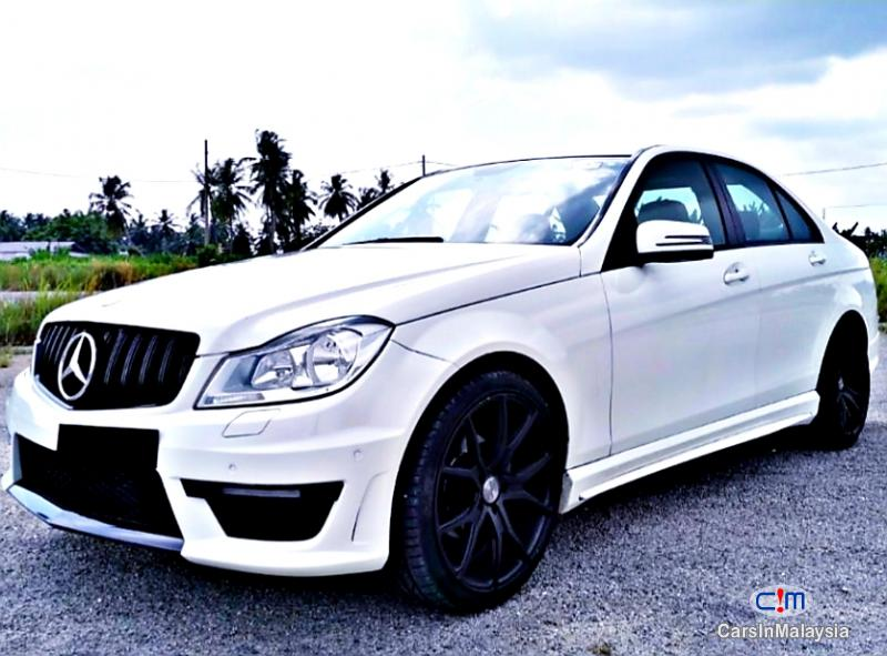 Picture of Mercedes Benz C180 CGI 1.6-LITER LUXURY SEDAN Automatic 2014