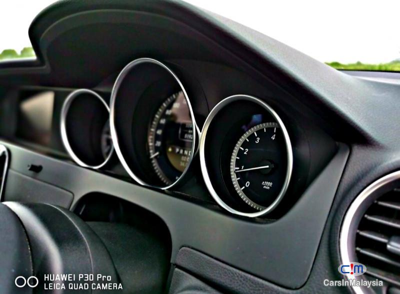 Picture of Mercedes Benz C180 CGI 1.6-LITER LUXURY SEDAN Automatic 2014 in Kuala Lumpur