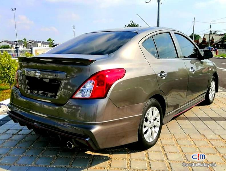 Nissan Almera 1.5-LITER ECONOMIC FAMILY SEDAN Automatic 2015