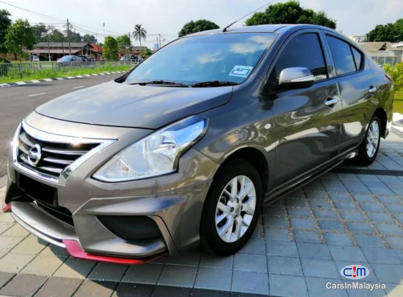 Nissan Almera 1.5-LITER ECONOMIC FAMILY SEDAN Automatic 2015 in Negeri Sembilan