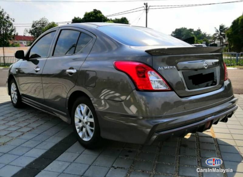 Nissan Almera 1.5-LITER ECONOMIC FAMILY SEDAN Automatic 2015 in Malaysia