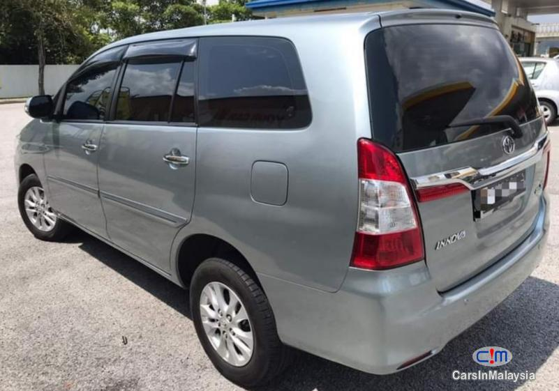 Picture of Toyota Innova 2.0-LITER ECONOMY FAMILY MPV CAR Automatic 2016