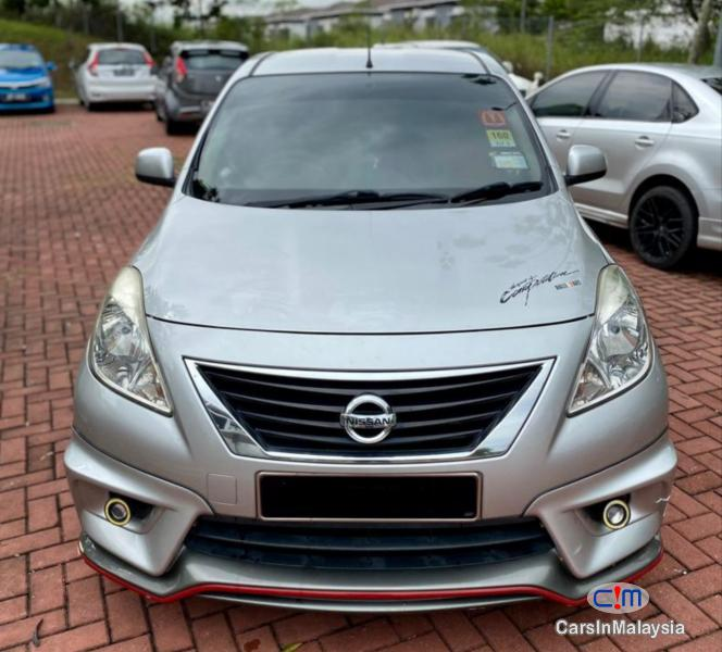 Picture of Nissan Almera 1.5-LITER FUEL ECONOMY SEDAN Automatic 2014
