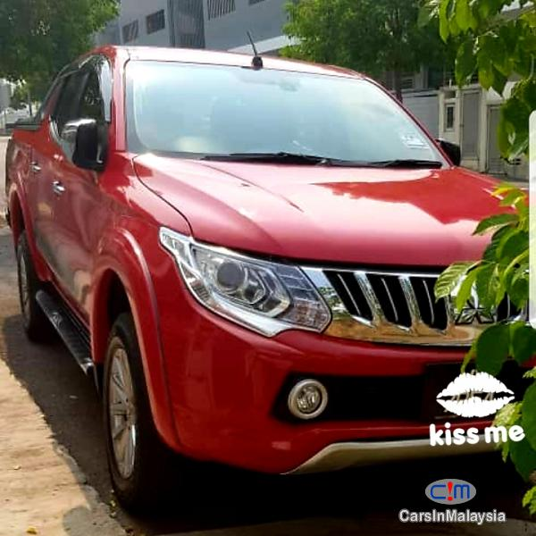 Pictures of Mitsubishi Triton Adventure 2.4 4WD Diesel Automatic 2016