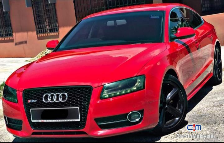Audi A5 TFSI Automatic 2013 in Selangor