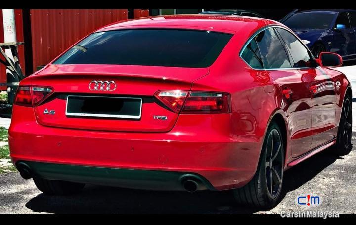 Audi A5 TFSI Automatic 2013 in Malaysia