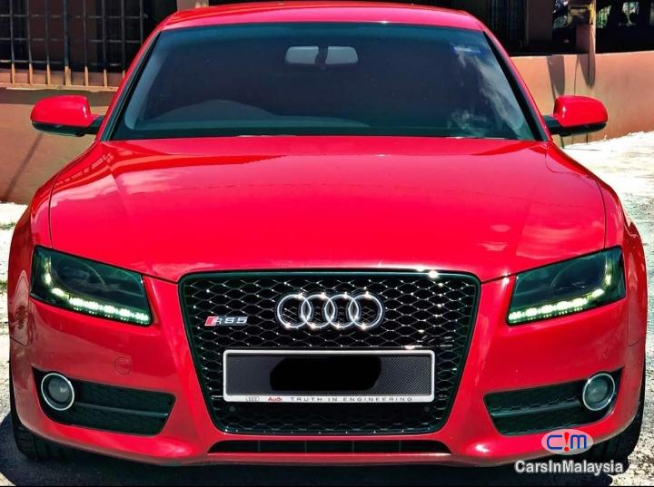 Picture of Audi A5 TFSI Automatic 2013 in Selangor
