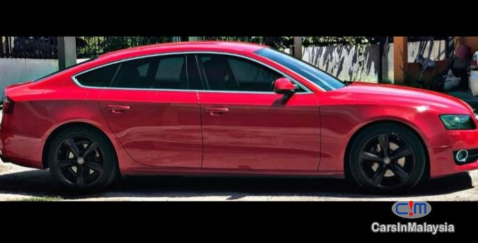 Audi A5 TFSI Automatic 2013 in Selangor - image