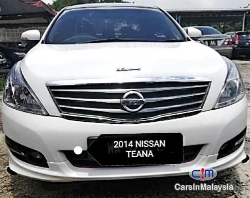 Nissan Teana 2.0 XL Automatic 2014