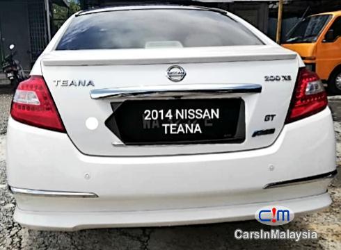 Nissan Teana 2.0 XL Automatic 2014 in Kuala Lumpur