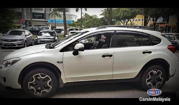 Pictures of Subaru XV 2.0 Auto SUV Automatic 2014