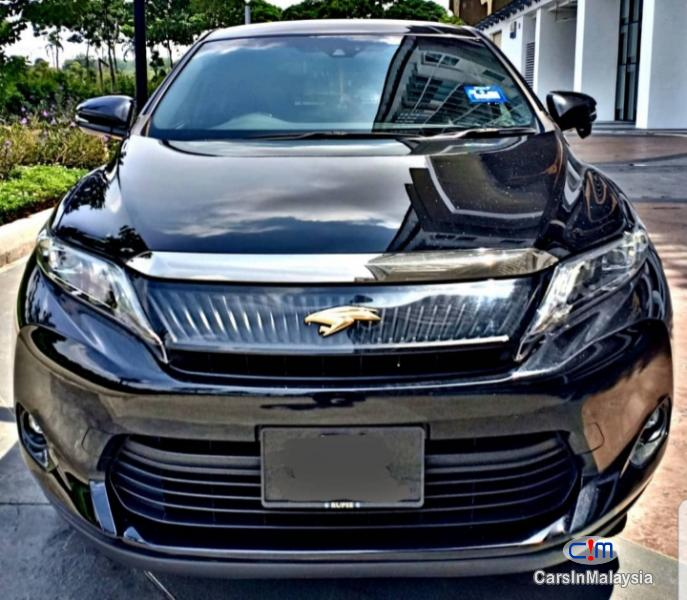 Picture of Toyota Harrier 2.0 Premium Japan Spec Automatic 2016