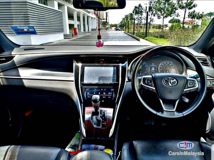 Toyota Harrier 2.0 Premium Japan Spec Automatic 2016 in Selangor