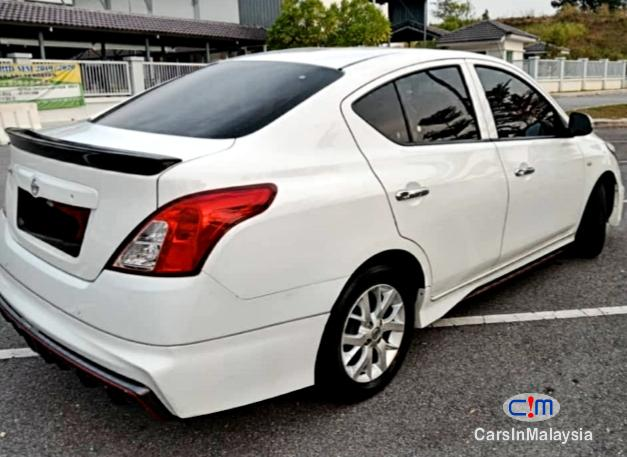 Pictures of Nissan Almera New Facelift Automatic 2015