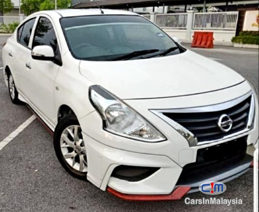 Nissan Almera New Facelift Automatic 2015