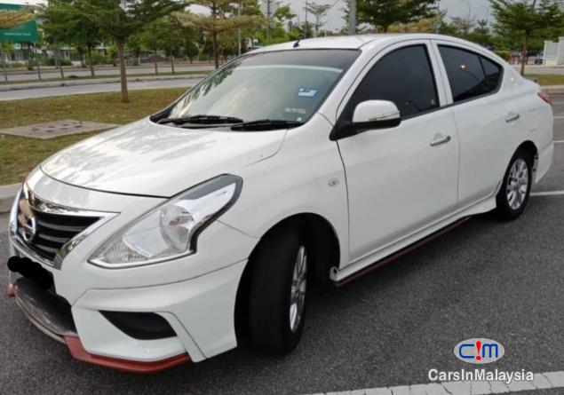 Nissan Almera New Facelift Automatic 2015 in Malaysia