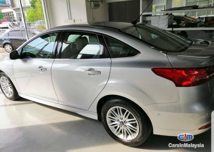 Ford Focus 2.0L 160HP Ti-VCT Engine Automatic 2018 in Selangor
