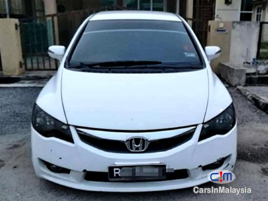 Honda Civic 1.8-LITER SEDAN SPORT Automatic 2010