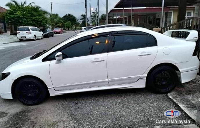 Honda Civic 1.8-LITER SEDAN SPORT Automatic 2010 in Kedah