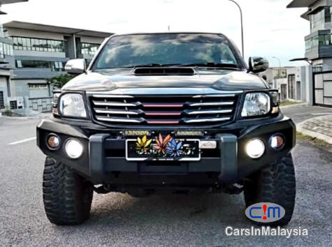 Picture of Toyota Hilux 2.5-LITER 4X4 TURBO DIESEL AUTO Automatic 2015