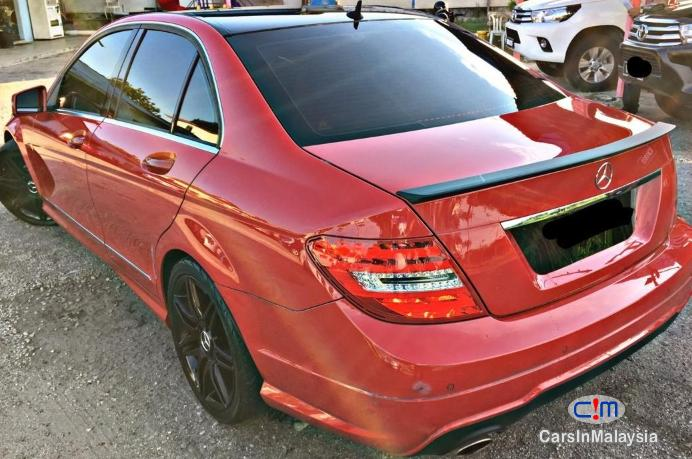 Picture of Mercedes Benz C180 CGI 1.6-LITER LUXURY SEDAN Automatic 2013 in Malaysia