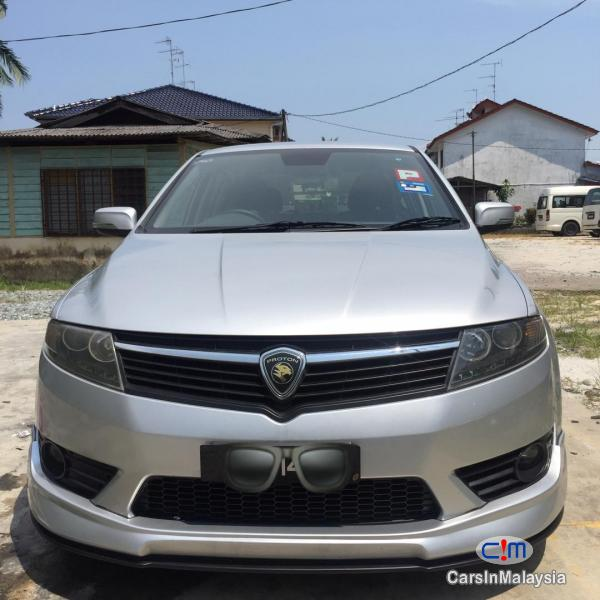 Picture of Proton Preve 1.6-LITER ECONOMY SEDAN Automatic 2012