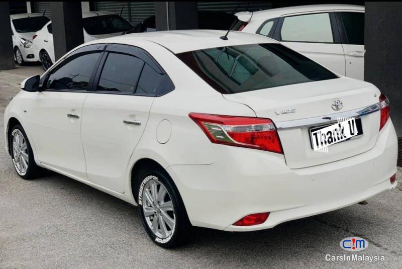 Toyota Vios 1.5-LITER ECONOMY SEDAN Automatic 2015 in Malaysia