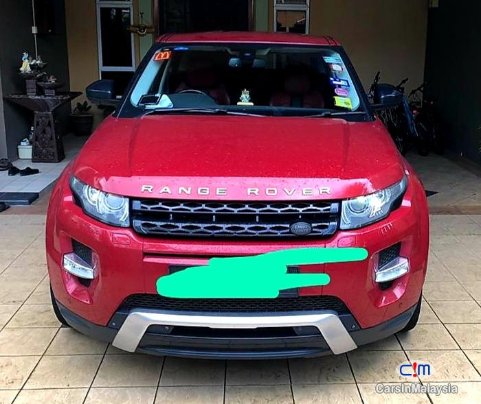 Pictures of Land Rover Range Rover Evoque 2.0-LITER LUXURY SUV Automatic 2015