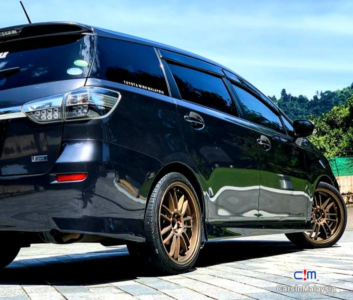 Picture of Toyota Wish 1.8-LITER FAMILY MPV Automatic 2013 in Malaysia